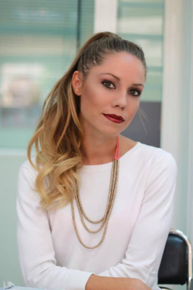 LIZA TOULI  -  AGENCIA MODELS