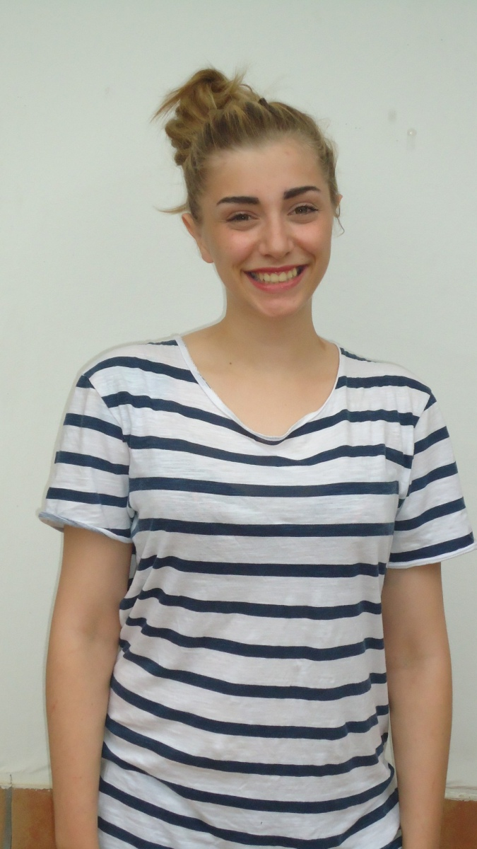 ELEFTHERIA MASOURA  -  AGENCIA MODELS
