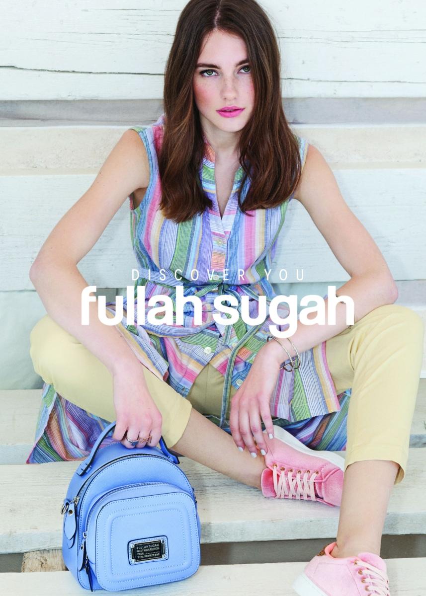Valeria for fullah sugah campaign