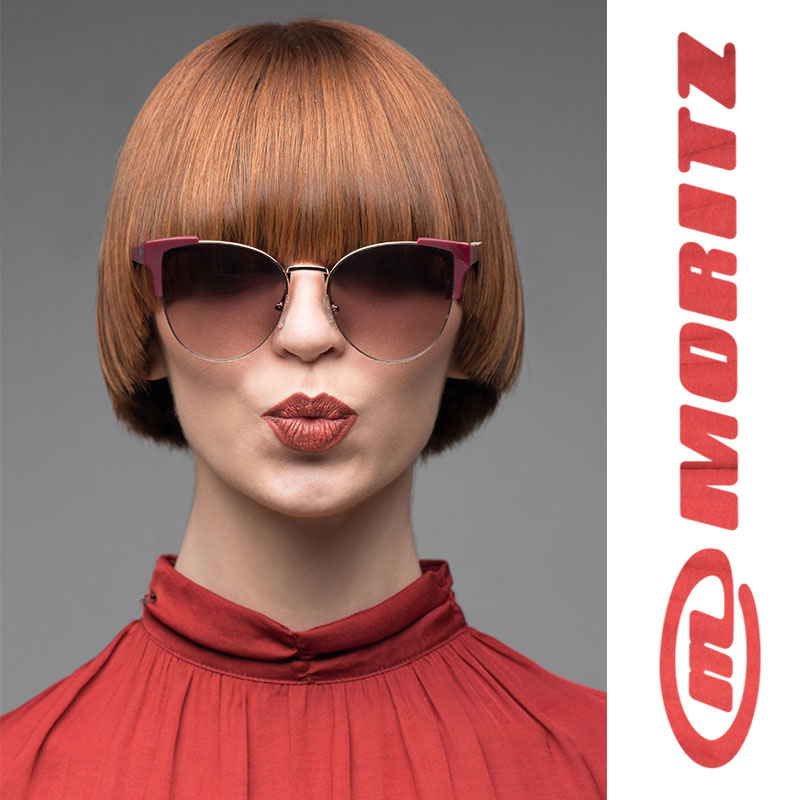 Yana for Moritz Sunglasses Campaign
