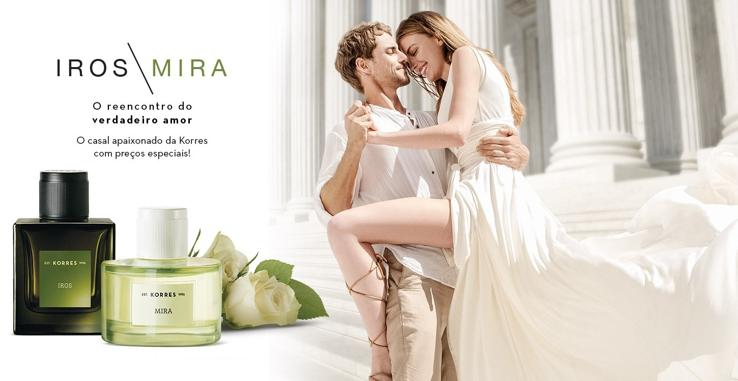 Valentina for Korres fragrance 'Μira'