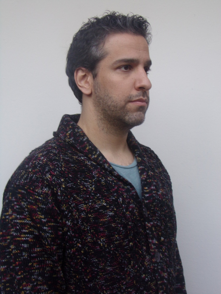 DIMITRIS KARAMANOS  -  AGENCIA MODELS