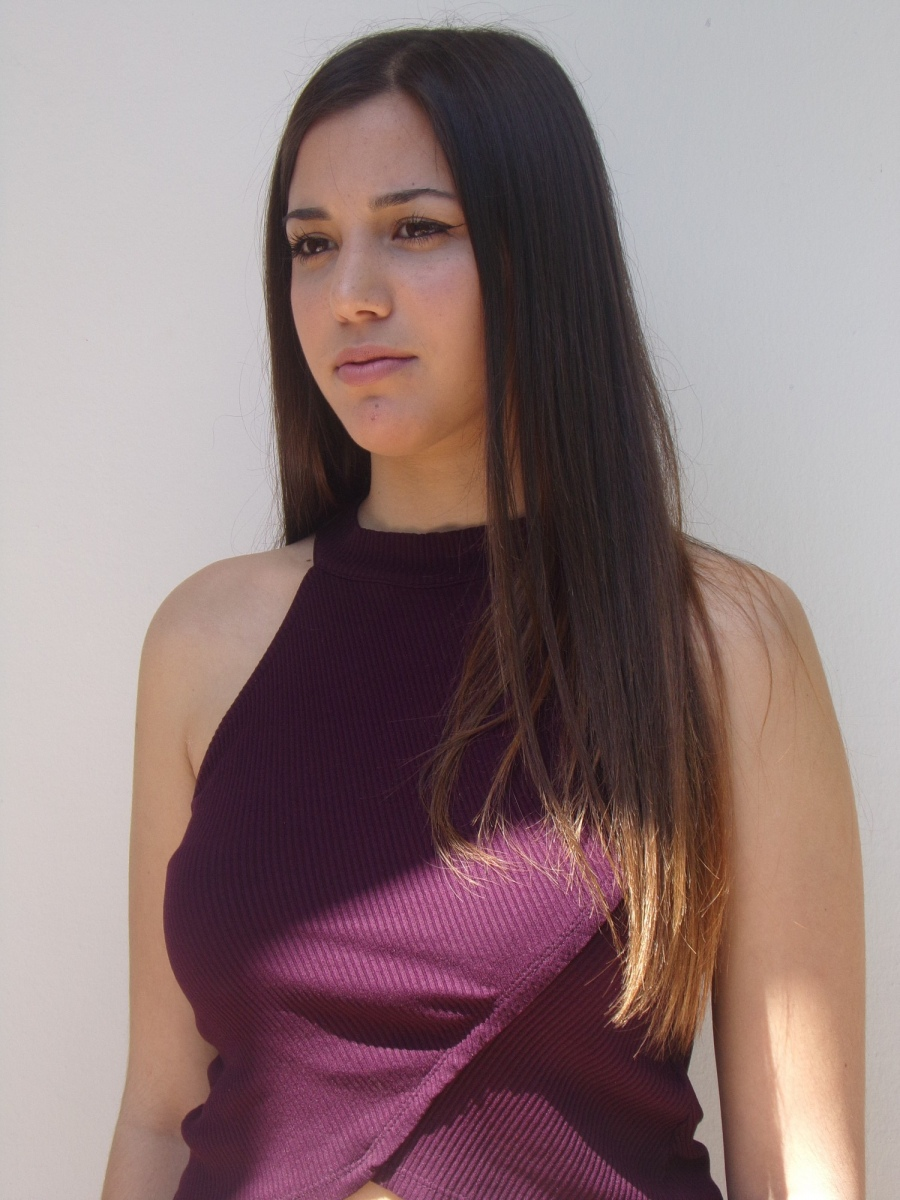ELEFTHERIA SIAMA  -  AGENCIA MODELS