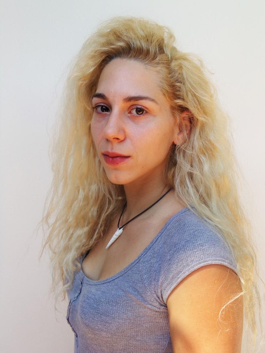 ALEXANDRA AGGELOPOULOU  -  AGENCIA MODELS