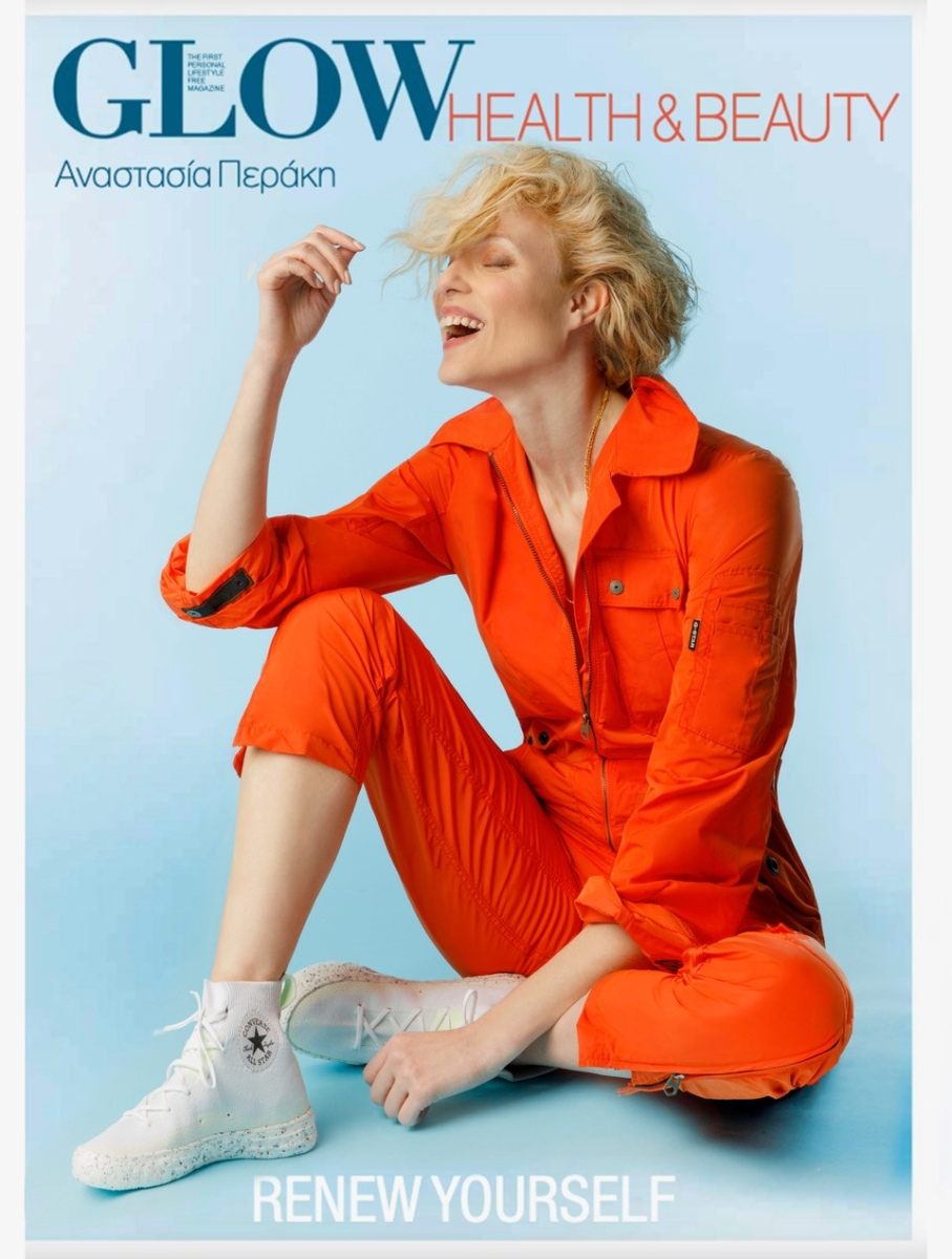ANASTASIA PERRAKI For Glow Health&Beauty
