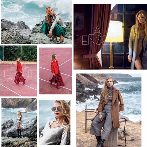 Sofie for Matis Fashion