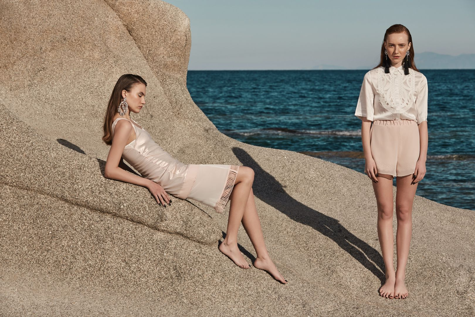 April & Karyna for CutCuutur campaign