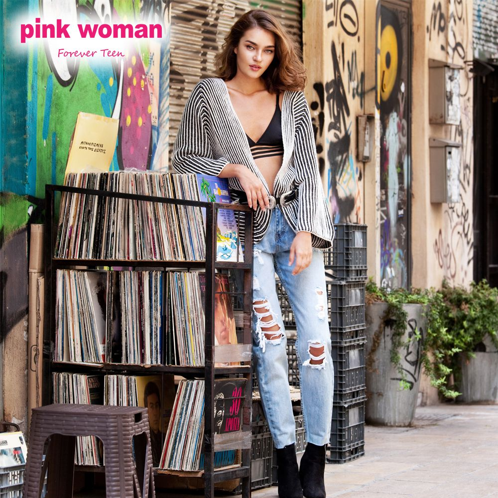 Lola for Pink Woman