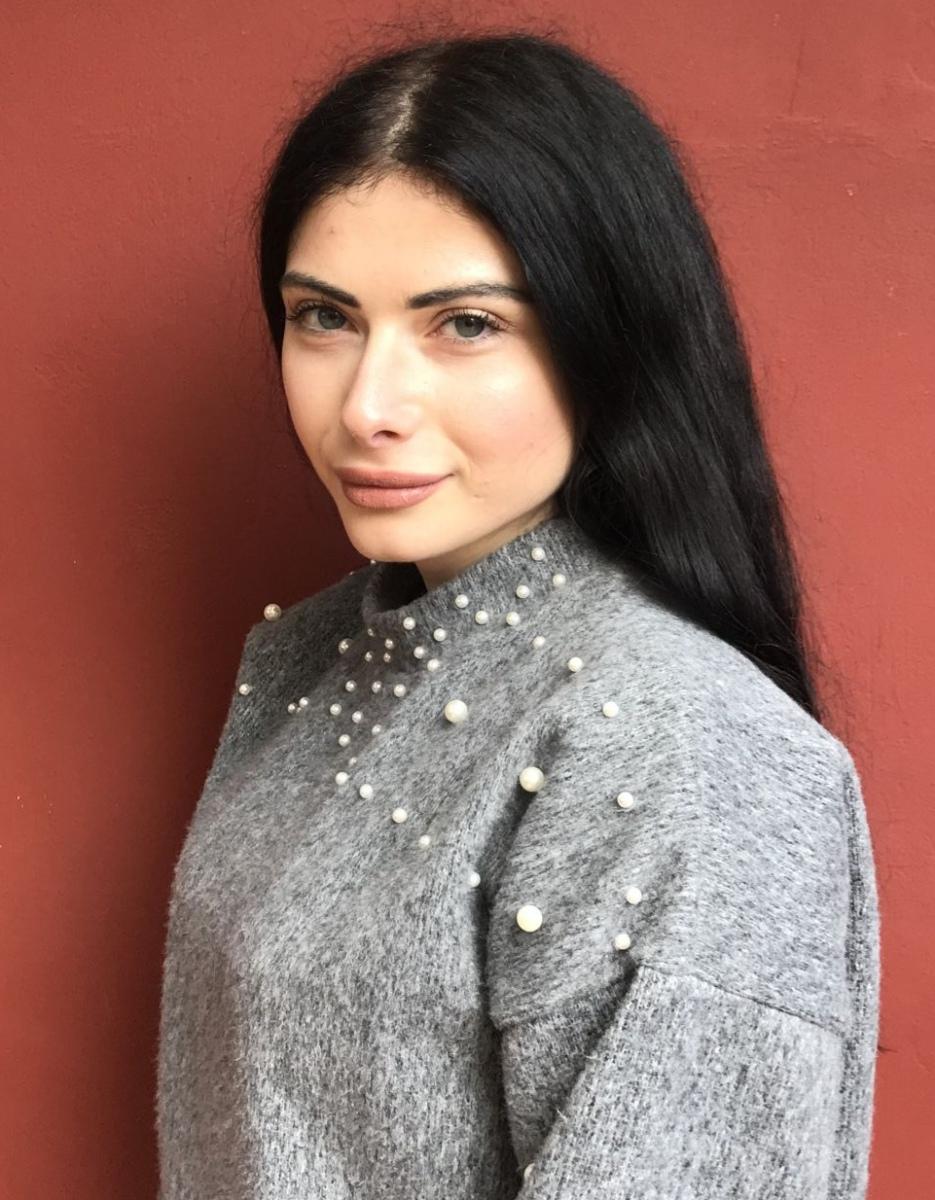 ALEXIA THEODORI  -  AGENCIA MODELS