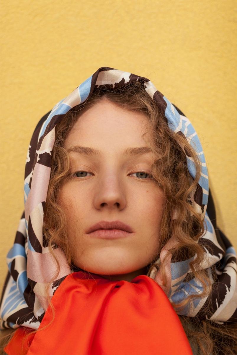 Anna Tihonchuk  -  AGENCIA MODELS