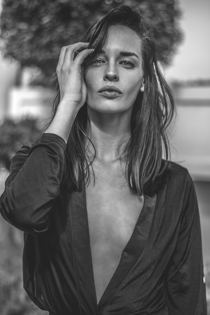 JANNEKE J  -  AGENCIA MODELS