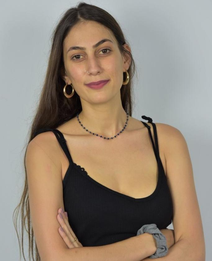 KATERINA FOUSTERI  -  AGENCIA MODELS
