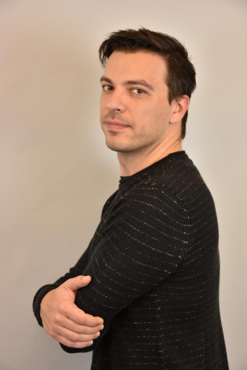 ALKIS KOTSAS  -  AGENCIA MODELS