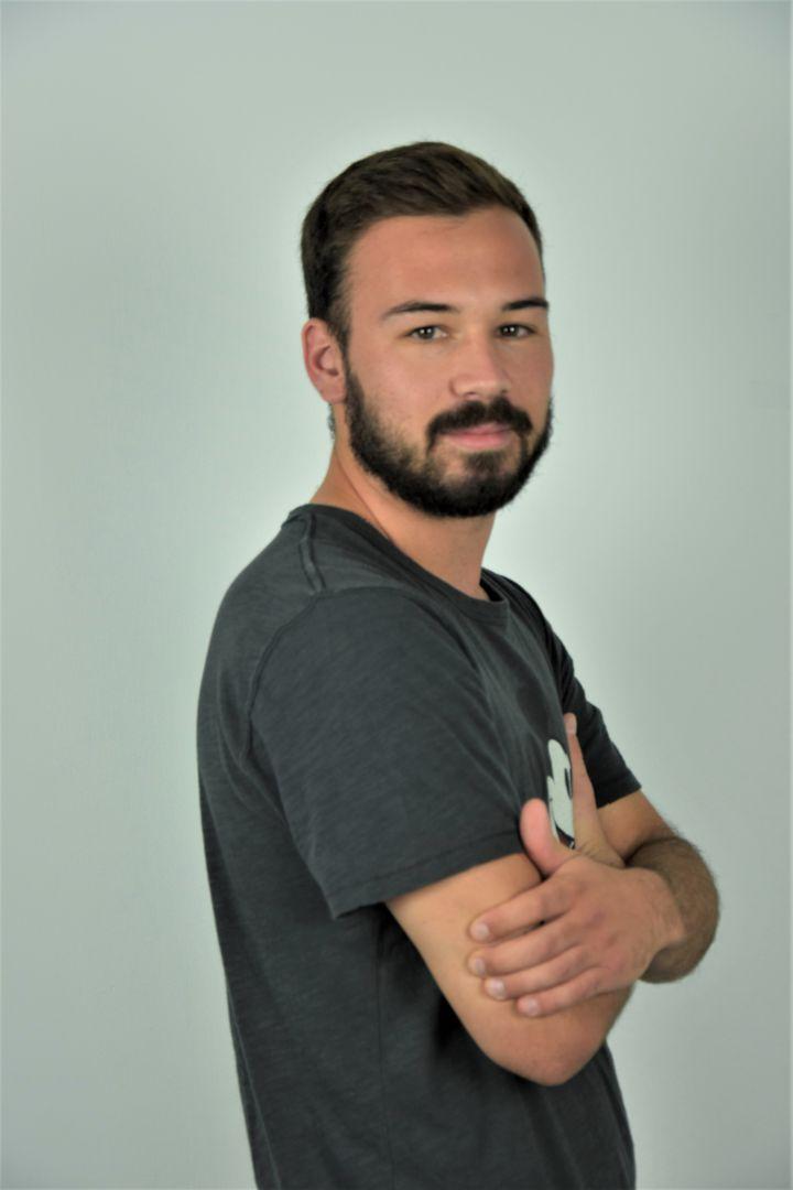 KONSTANTINOS DIMARAS  -  AGENCIA MODELS