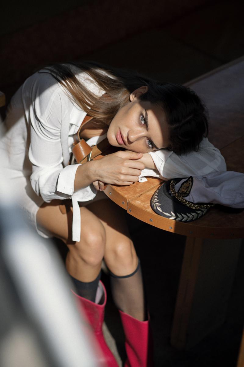 MARIA DIMITRIEVA  -  AGENCIA MODELS