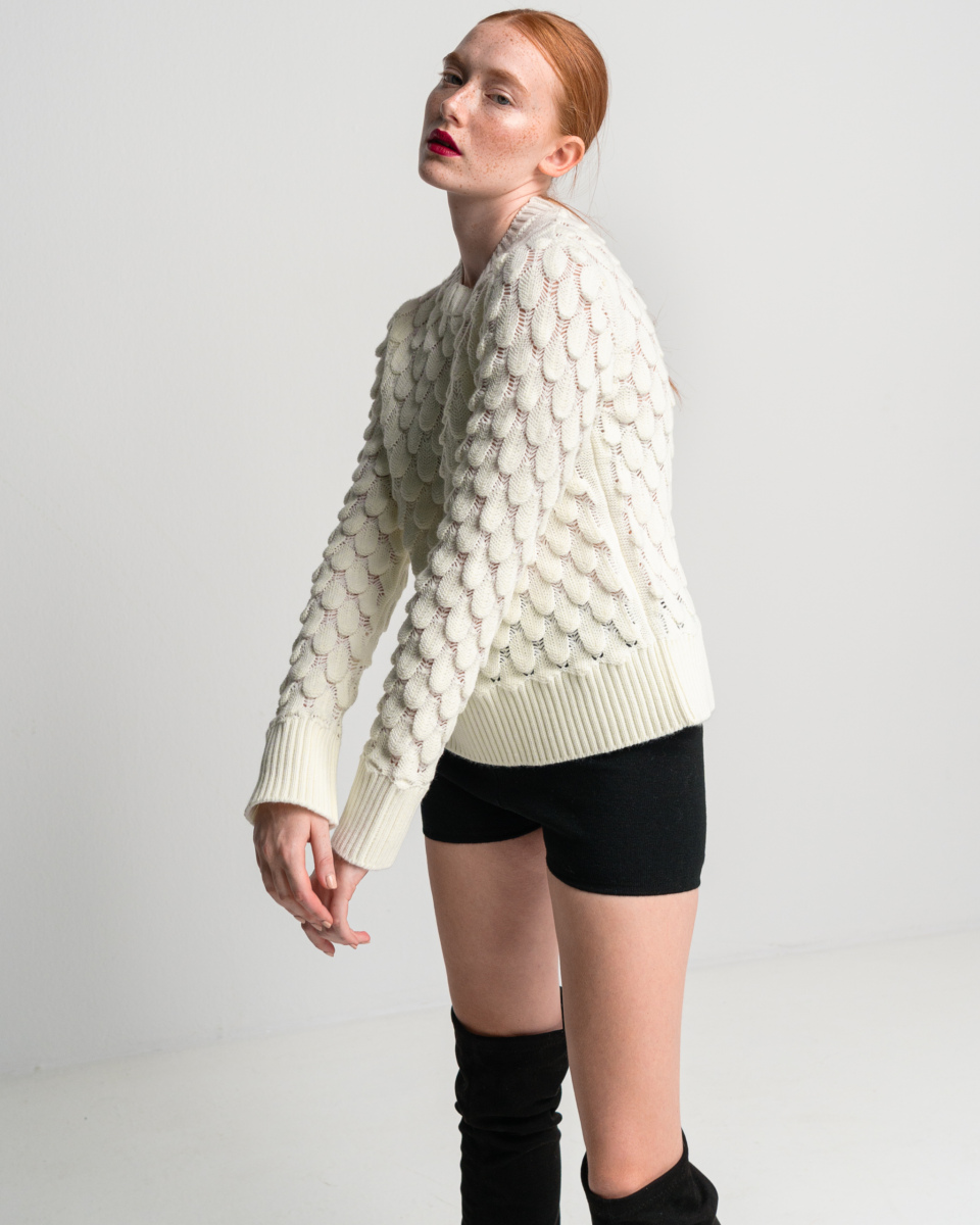 Marouso Tzaneti For Tailor Made Knitwear
