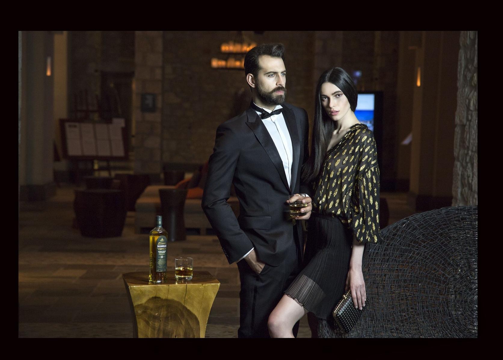 Ilias & Raluca for Mancode magazine
