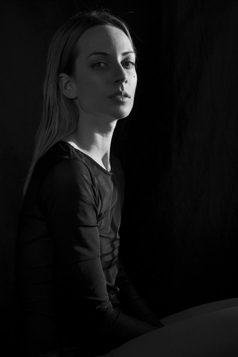 ELEFTHERIA STAMOU  -  AGENCIA MODELS
