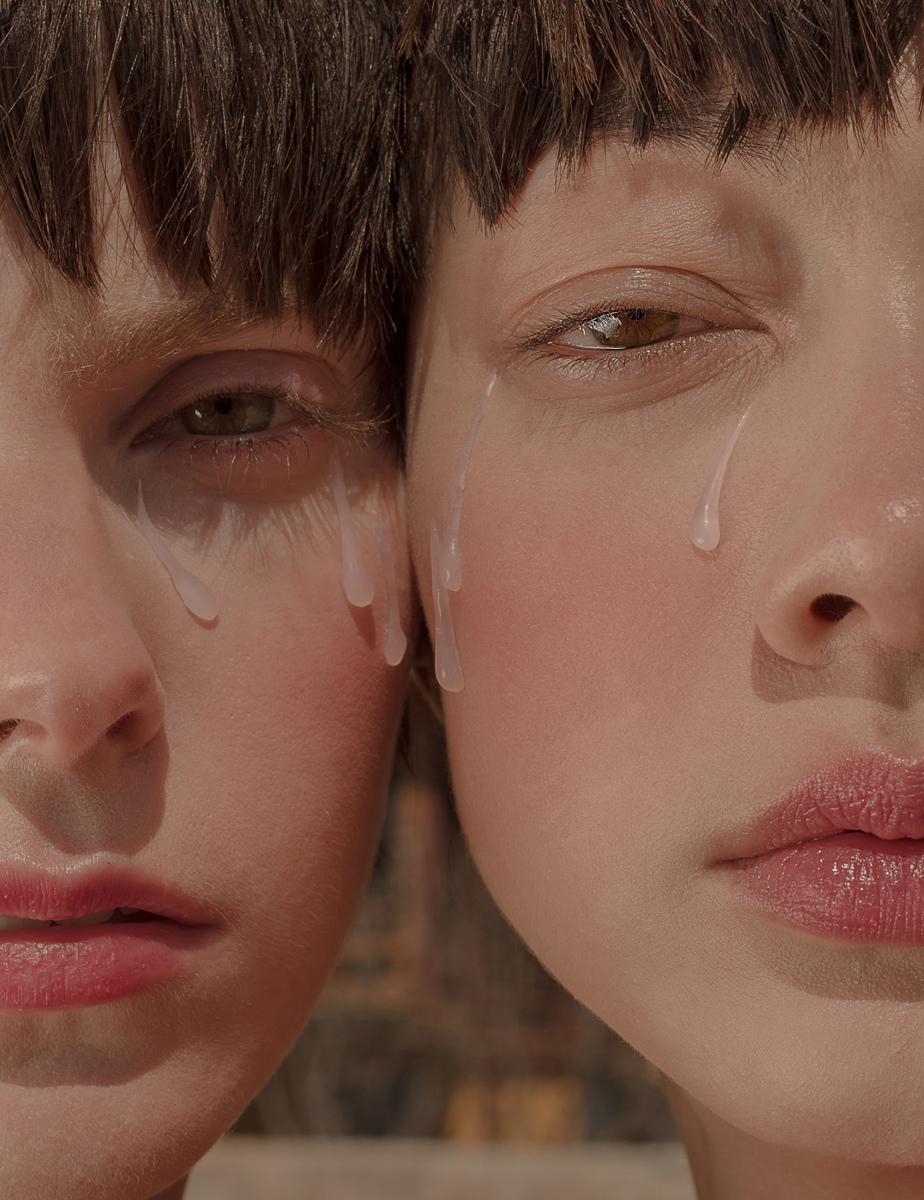 Yanina & Claire for Schon magazine