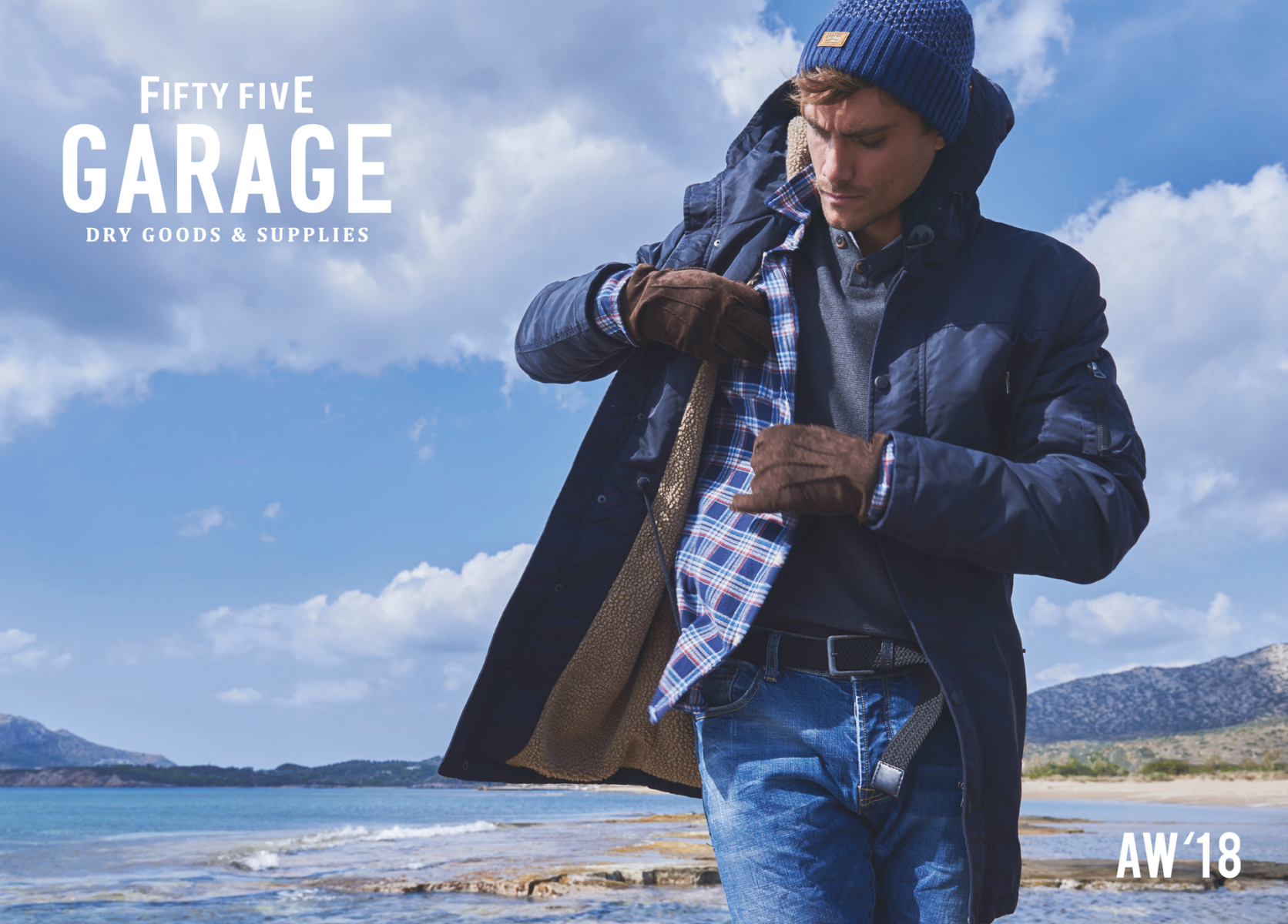 Konstantinos for Garage Fifty Five
