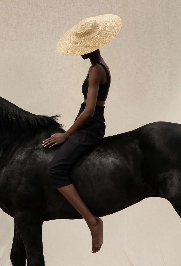 Alisha for ANEL fashion